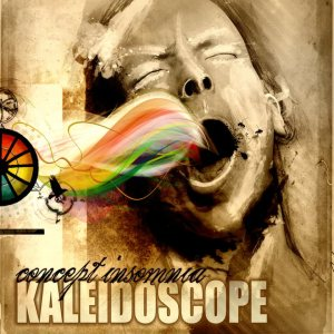 Concept Insomnia - Kaleidoscope cover art