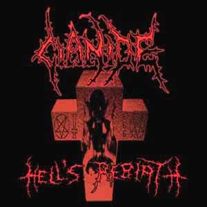 Cianide - Hell's Rebirth cover art