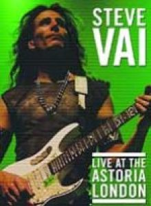 Steve Vai - Live At the Astoria cover art