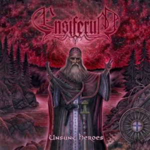 Ensiferum - Unsung Heroes cover art