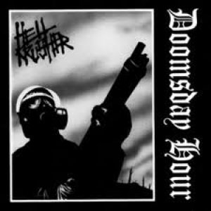 Hellkrusher - Doomsday Hour cover art