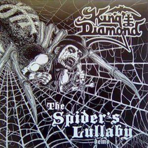 King Diamond - The Spider's Lullaby cover art