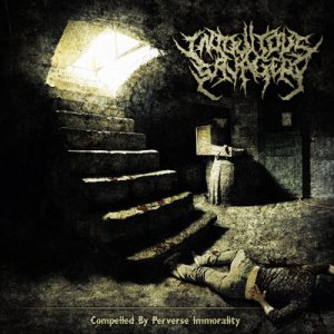 Iniquitous Savagery - Immorality cover art