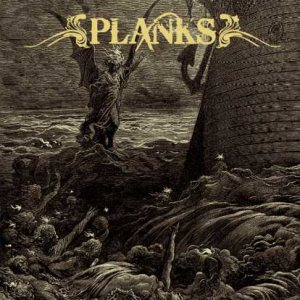 Planks - Planks cover art