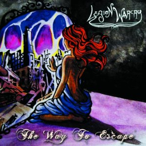 Legion Warcry - The Way to Escape cover art
