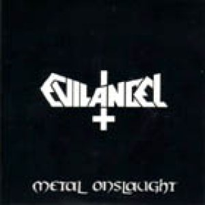 Evil Angel - Metal Onslaught cover art