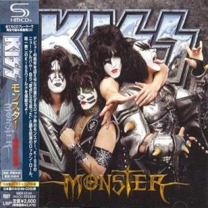 Kiss - Monster cover art