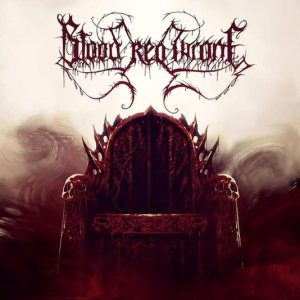 Blood Red Throne - Blood Red Throne cover art