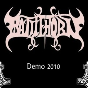 Battlehorn - Demo 2010 cover art