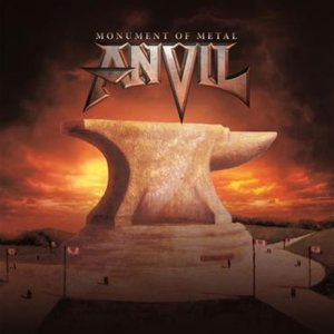 Anvil - Monument of Metal - the Very Best of Anvil cover art