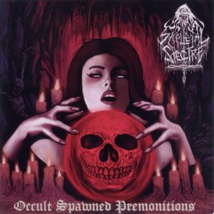 Skeletal Spectre - Occult Spawned Premonitions cover art