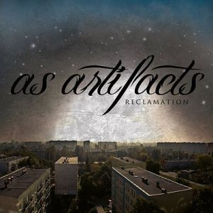 As Artifacts - Reclamation cover art
