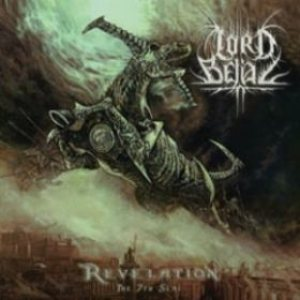 Lord Belial - Revelation - the 7th Seal cover art