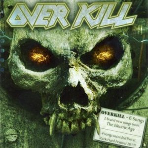 Overkill - 6 Songs cover art
