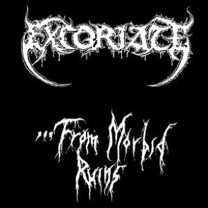 Excoriate - ...from Morbid Ruins cover art