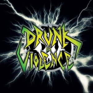 Drunk in Violence - Death-Volution cover art