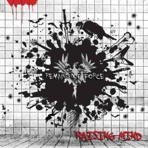 Remains of Force - Raising Mind cover art