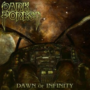 Dark Forest - Dawn of Infinity cover art