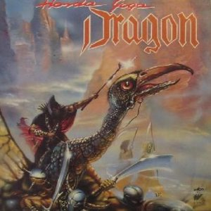 Dragon - Horda Goga cover art