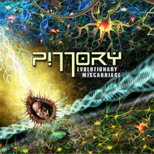 Pillory - Evolutionary Miscarriage cover art