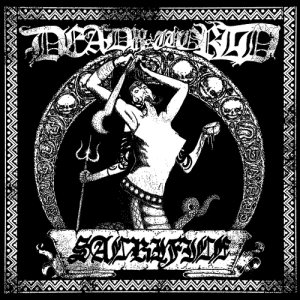 Dead to this World - Sacrifice cover art