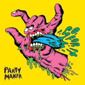 Party Maker - Go for It cover art