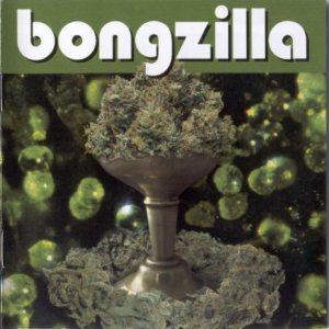 Bongzilla - Stash cover art