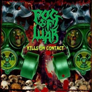 Fog of War - Kills on Contact cover art