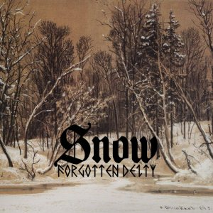 Forgotten Deity - Snow cover art