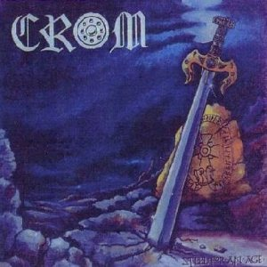 Crom - Steel for an Age cover art