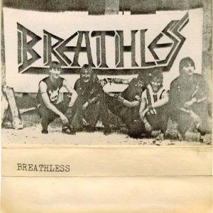 Breathless - Demo 1 cover art
