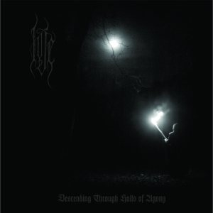 Ivje - Descending Through Halls of Agony cover art