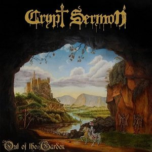 Crypt Sermon - Out of the Garden cover art