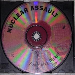 Nuclear Assault - Something Wicked cover art