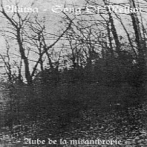 Akitsa / Song of Melkor - Aube de la misanthropie cover art