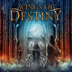 Wings of Destiny - Time cover art