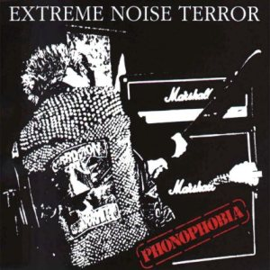Extreme Noise Terror - Phonophobia cover art