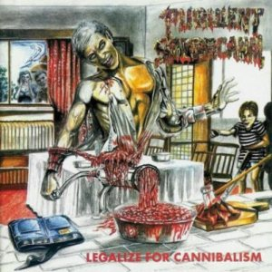 Purulent Spermcanal - Legalize for Cannibalism cover art