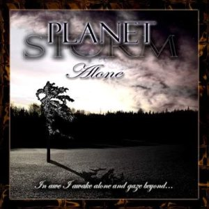 Planet Storm - Alone cover art