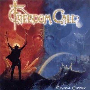 Freedom Call - Crystal Empire cover art