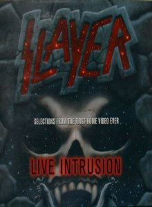 Slayer - Live Intrusion cover art