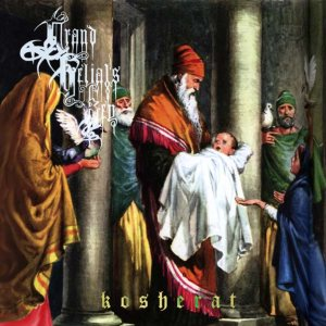 Grand Belial's Key - Kosherat cover art