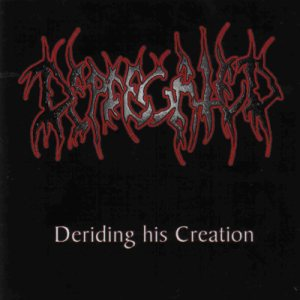 Deprecated - Deriding His Creation cover art