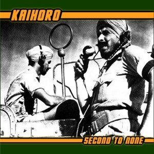 Kaihoro - Second to None cover art