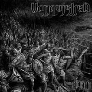 "Vanquished - 7"" EP cover art"