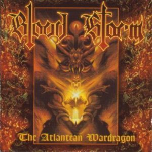 Blood Storm - The Atlantean Wardragon cover art