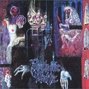 Psychotic Waltz - Live and Archives cover art