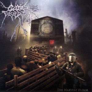 Cattle Decapitation - The Harvest Floor cover art