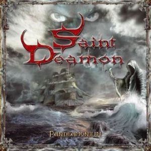 Saint Deamon - Pandeamonium cover art