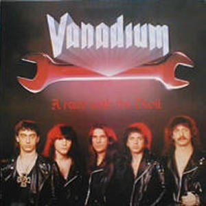 Vanadium - A Race With the Devil cover art